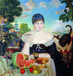 237px-Kustodiev_Merchants_Wife