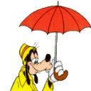 Goofy-Under-An-Umbrella