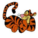 Tigger-Looking-At-His-Tail