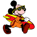 Mickey-Surfer