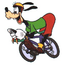 Goofy-Riding-A-Bike