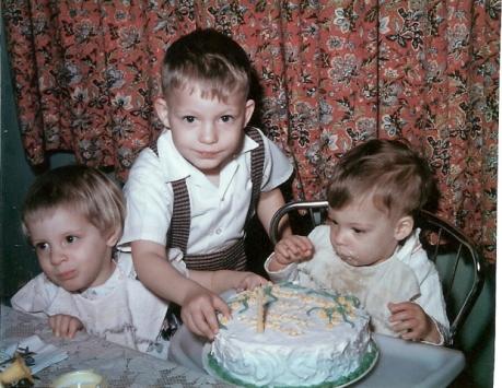 Doug's First Birthday