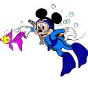 Mickey-Diver